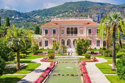 Private Nice City Tour & Rothschild Villa ( T-33) – MyRiviera